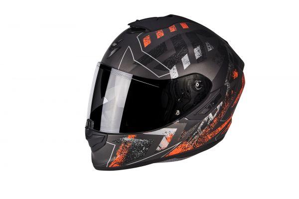 EXO-1400 Air Matt Silver-Orange