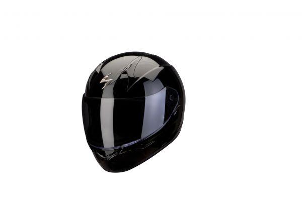Scorpion Helm EXO-390 Solid Black