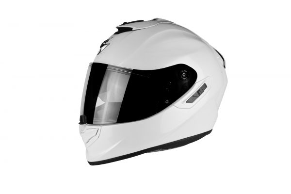 Scorpion Helm EXO-1400 AIR Solid White