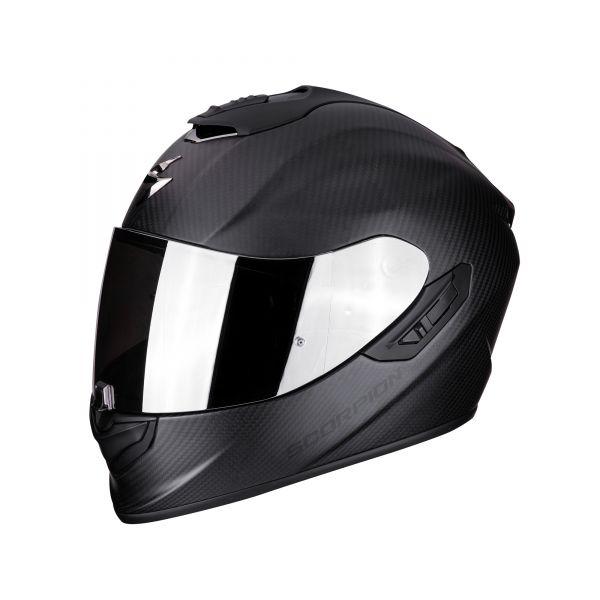 Scorpion EXO-1400 Carbon AIR Solid matt-black