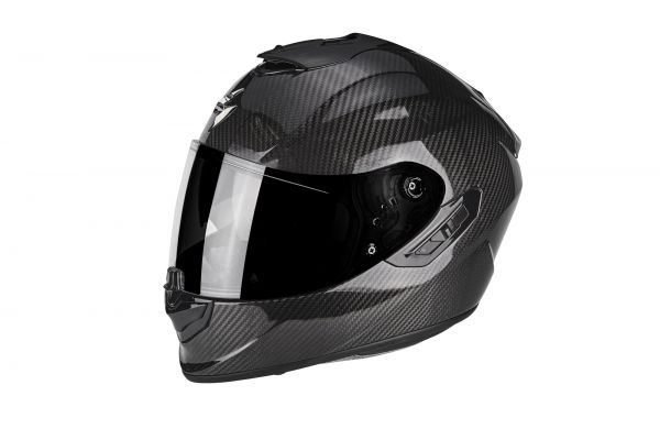 Scorpion Helm EXO-1400 Carbon AIR Solid