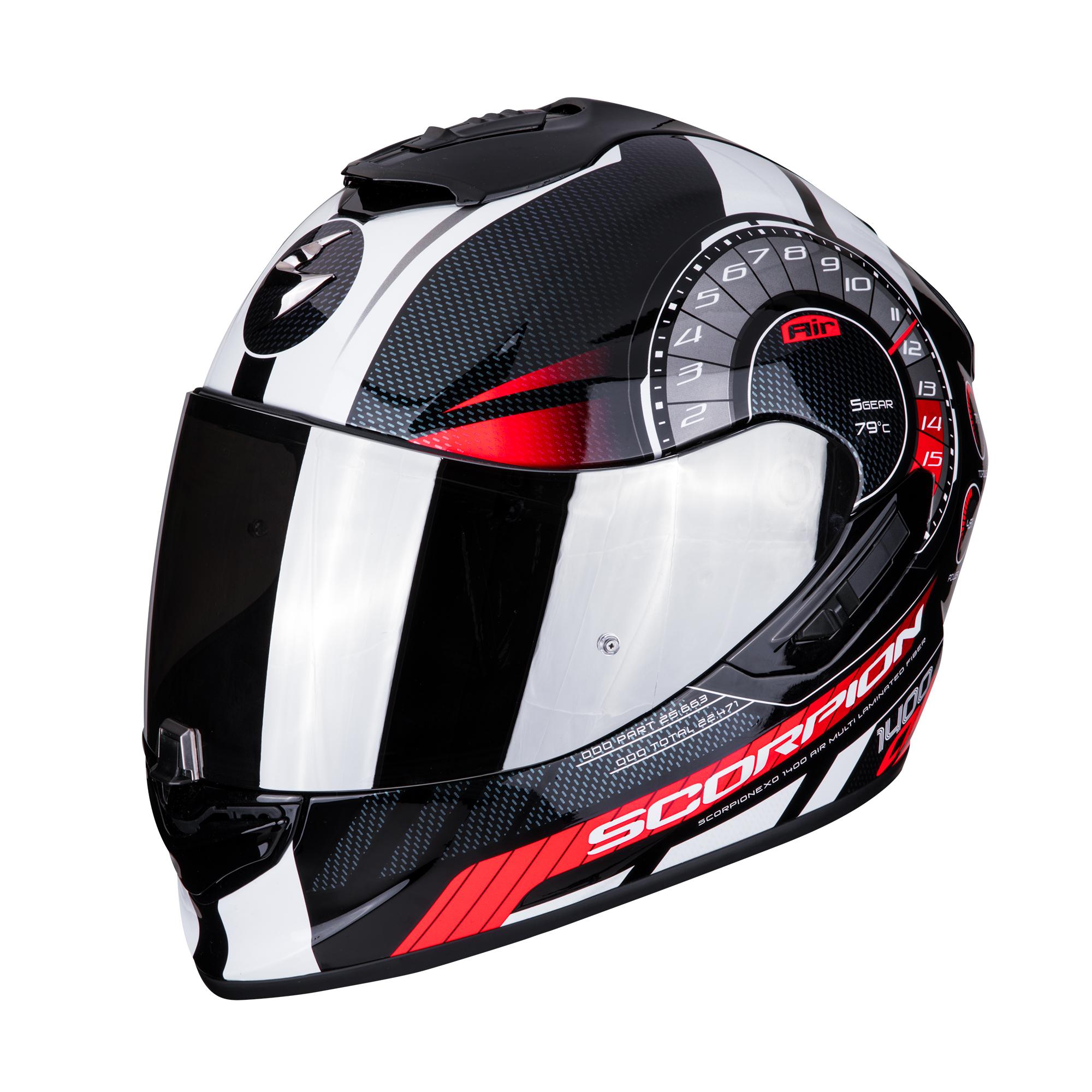 scorpion exo 1400 air torque black red scorpion helme. Black Bedroom Furniture Sets. Home Design Ideas