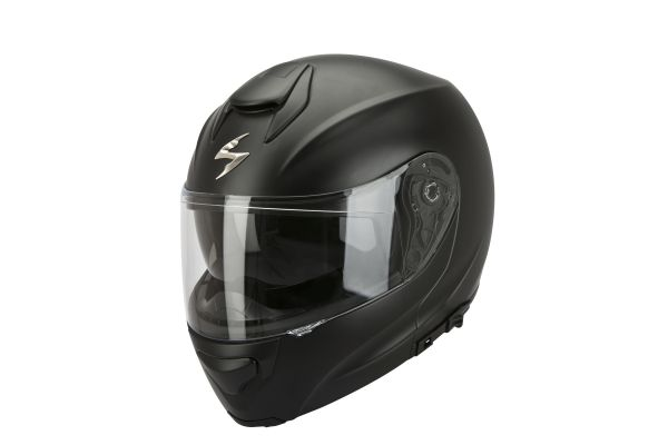 Scorpion Klapphelm EXO-3000 AIR Solid Schwarz