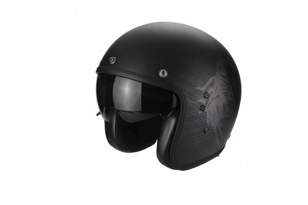 Scorpion Helm BELFAST Sting matt-schwarz