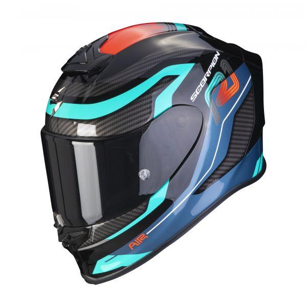 Scorpion EXO-R1 AIR VATIS black-blue-red