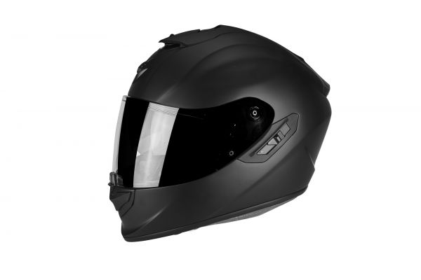 Scorpion Helm EXO-1400 AIR Matt Black