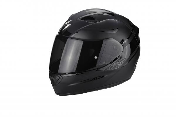 Scorpion Helm EXO-1200 Air Freeway matt-schwarz schwarz