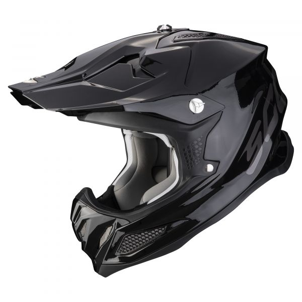 Scorpion VX-22 AIR SOLID black