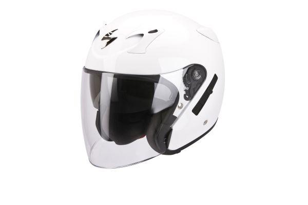 Scorpion Helm EXO-220 Weiss