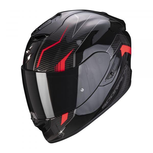 Scorpion EXO-1400 AIR Fortuna black-red