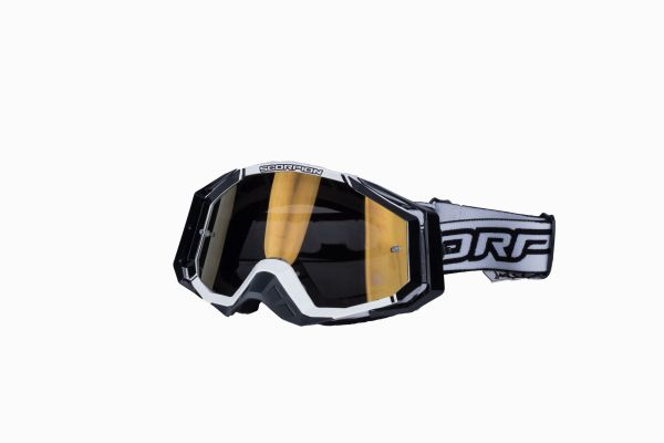 Brille Scorpion Off-Road white-black