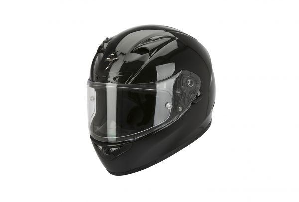 Scorpion Helm EXO-710 AIR Solid Schwarz
