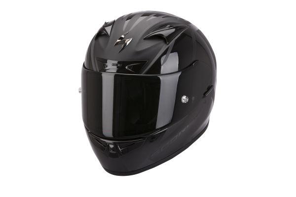 Scorpion Helm EXO-710 AIR Spirit Matt Schwarz-Schwarz