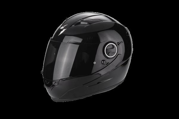 Scorpion Helm EXO-490 Solid schwarz