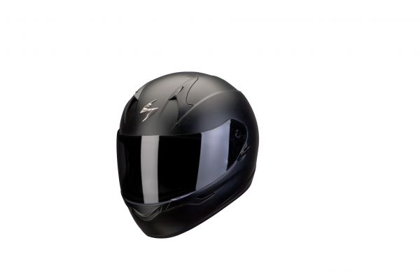 Scorpion Helm EXO-390 Solid Matt Black