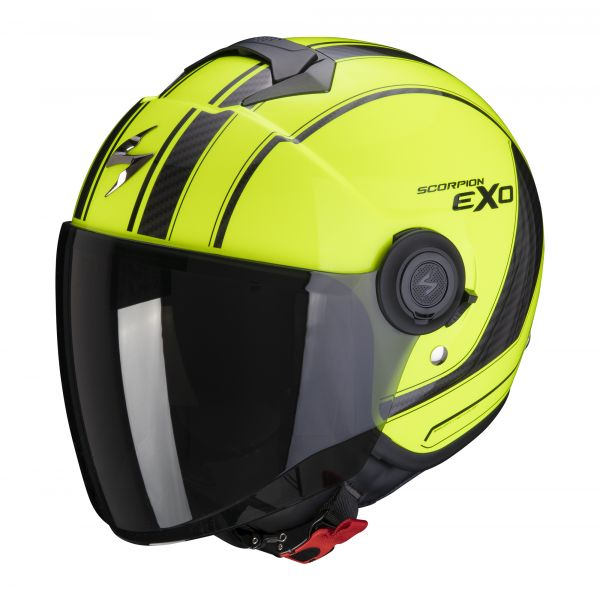 EXO-City SCOOT neon yellow-black