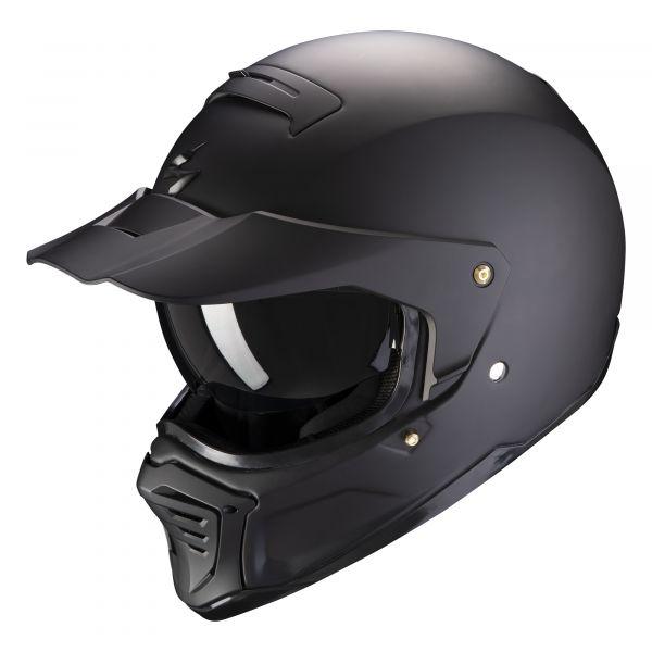 Scorpion EXO-HX1 Solid matt black
