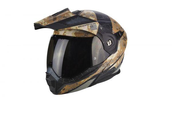 Scorpion ADX-1 Battleflage sand-silver