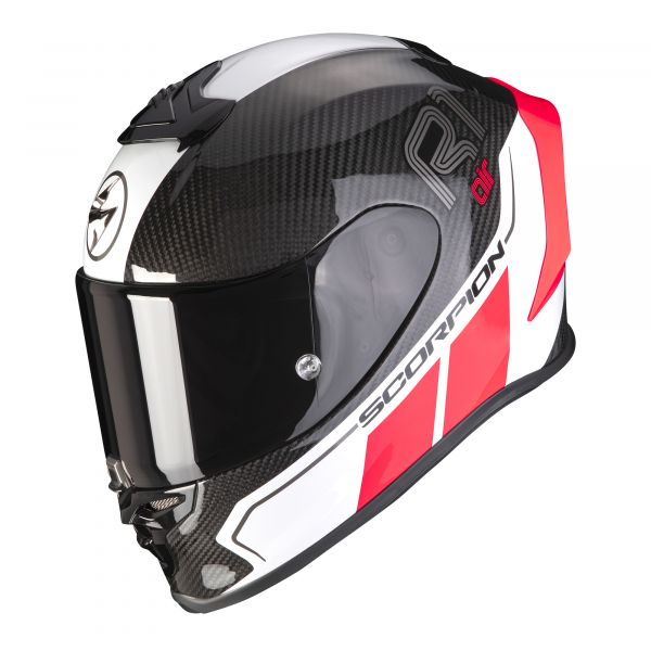 Scorpion EXO-R1 Carbon Air CORPUS black-neon red