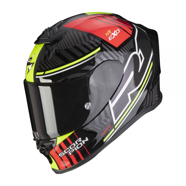 Scorpion EXO-R1 AIR Victory black-silver-red