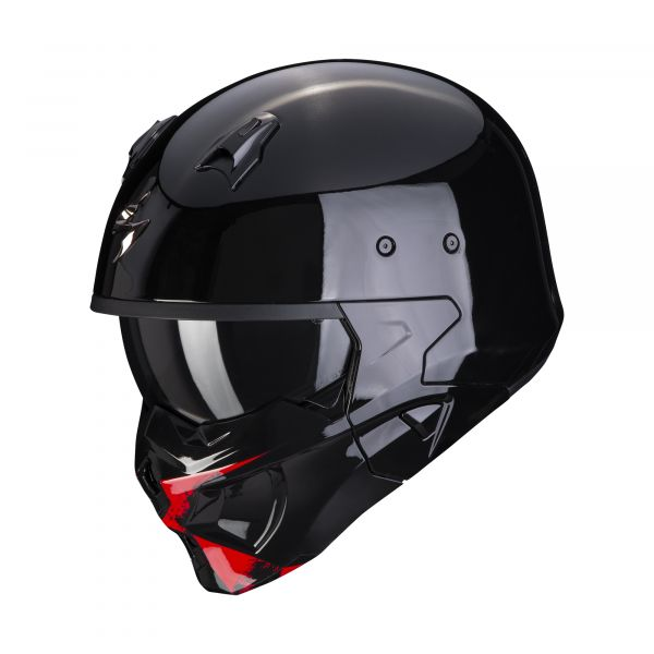 Scorpion Covert-X TANKER black-red