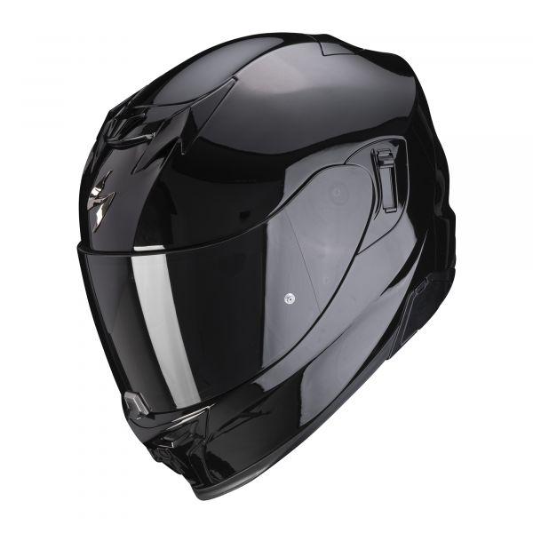 Scorpion EXO-520 AIR Solid black