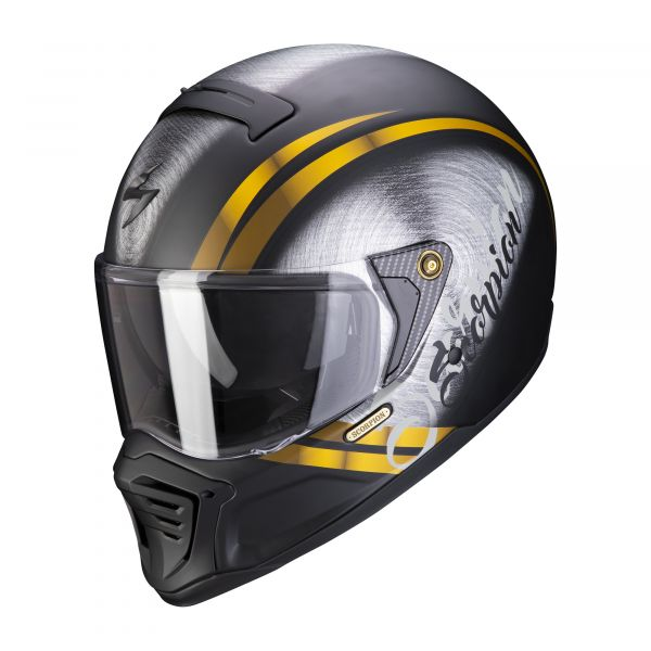 Scorpion EXO-HX-1 OHNO matt black-gold