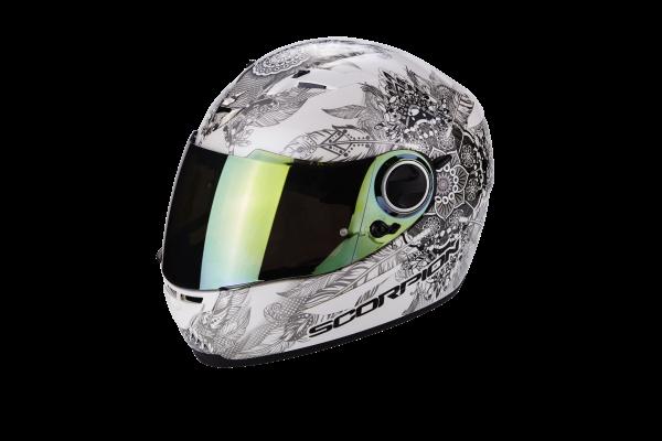 Scorpion Helm EXO-490 Dream weiß-chamäleon