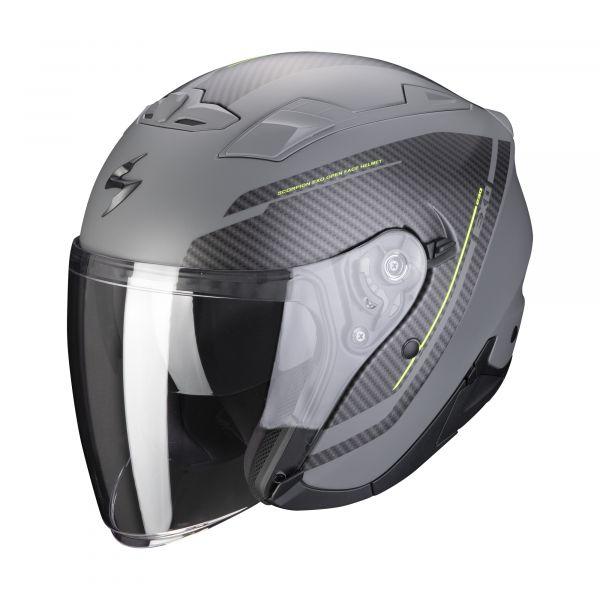 Scorpion EXO-230 FENIX matt cement gray-black