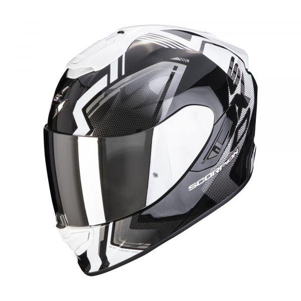 Scorpion EXO-1400 AIR CORSA black-white