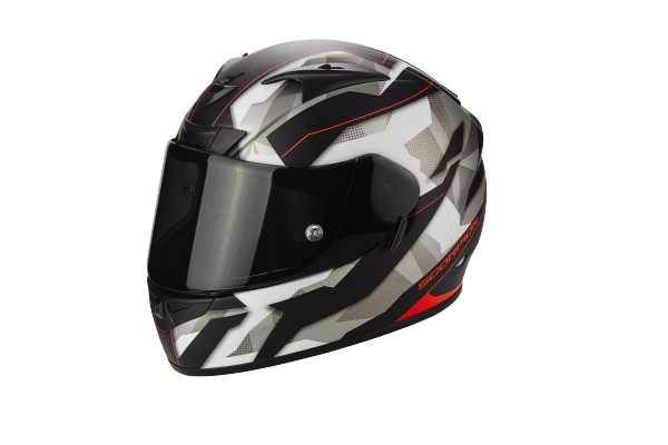Scorpion Helm EXO-710 Air Furio grey camo