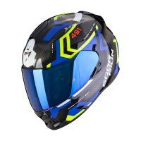 Scorpion EXO-491 SPIN black-blue-neon yellow