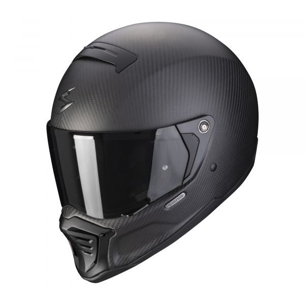 Scorpion EXO-HX-1 Carbon SE matt black
