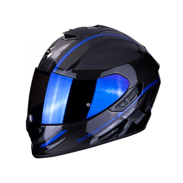Scorpion EXO-1400 Carbon AIR Grand blue