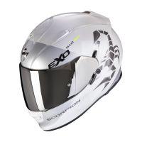 Scorpion EXO-510 AIR PIQUE white-silver