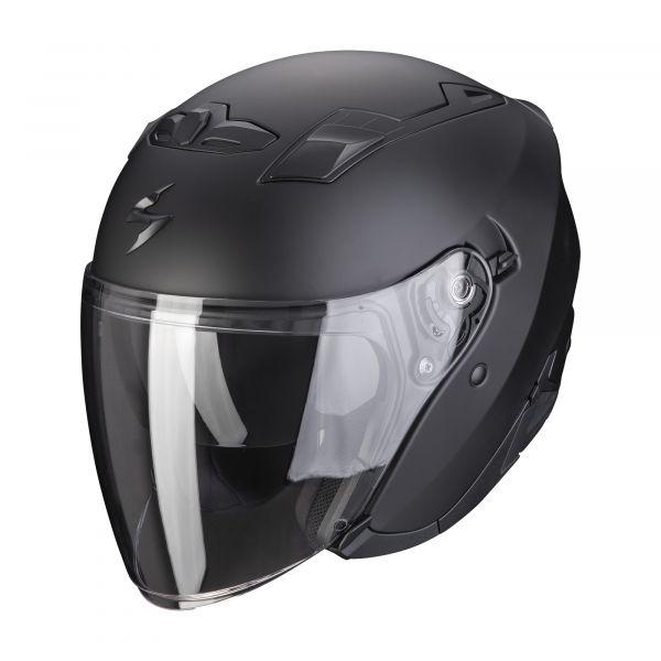 Scorpion Helm EXO-230 SOLID matt black