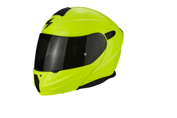 Scorpion EXO-920 Solid neon-gelb