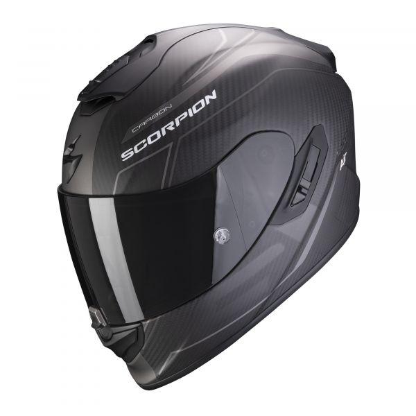 Scorpion EXO-1400 Carbon AIR Beaux matt black-silver