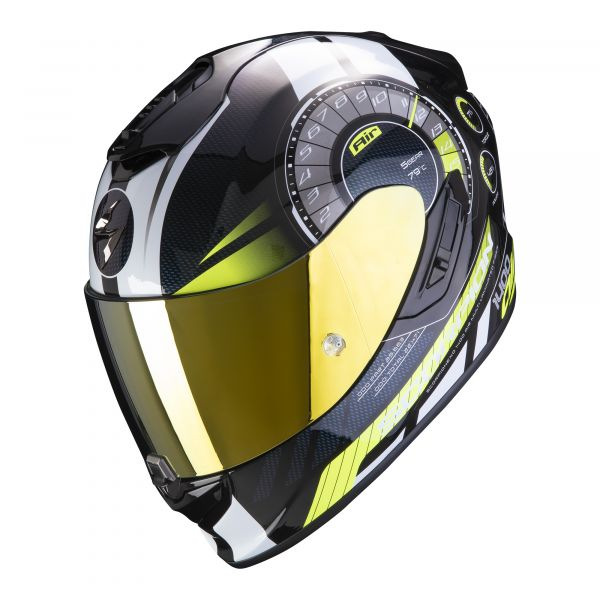 Scorpion EXO-1400 AIR Torque neon yellow