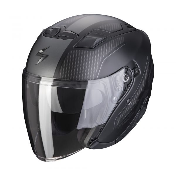 Scorpion EXO-230 Condor matt black-silver