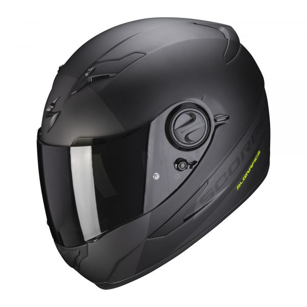 Scorpion Helm EXO-490 PACE 2 matt black-silver