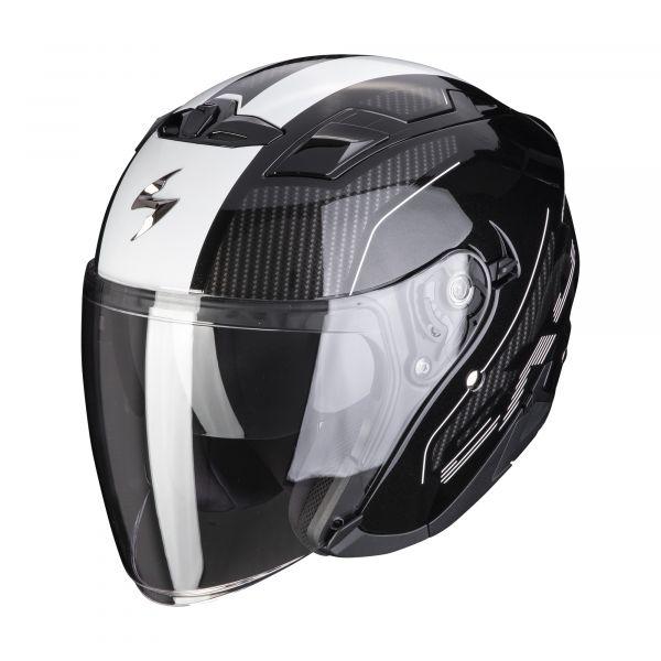 Scorpion EXO-230 Condor metal black-white