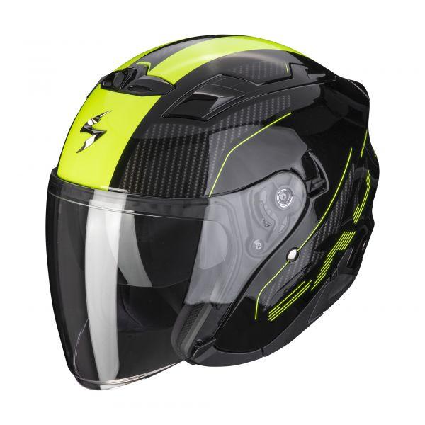 Scorpion EXO-230 Condor black-neon yellow