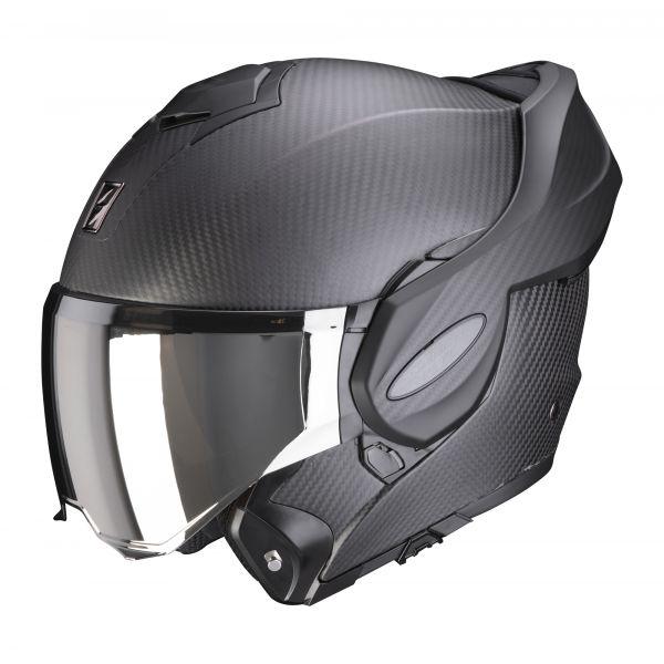 Visier EXO-Tech/ EXO-Tech Carbon silver mirror