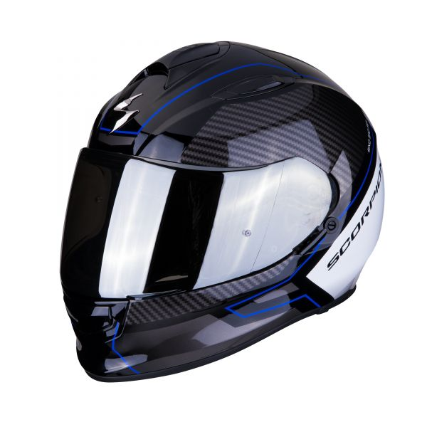 Scorpion Helm EXO-510 AIR FRAME black-blue-white
