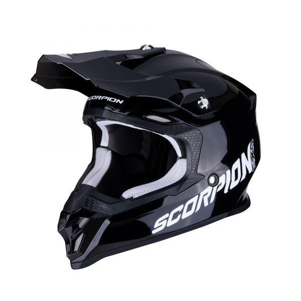 Scorpion VX-16 AIR SOLID black