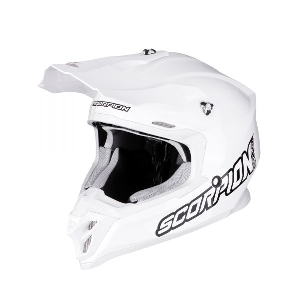 Scorpion VX-16 AIR SOLID white-white