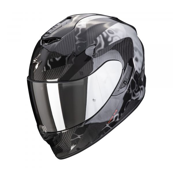 Scorpion EXO-1400 Carbon AIR CLONER silver