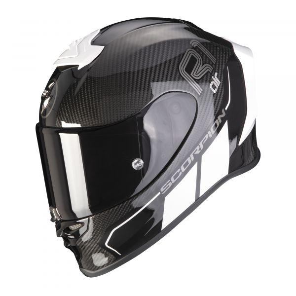 Scorpion EXO-R1 Carbon Air CORPUS black-white