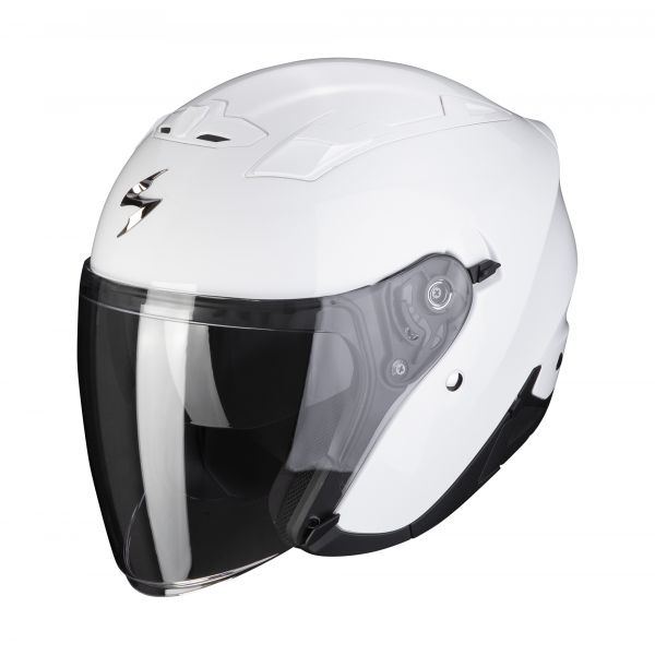 Scorpion Helm EXO-230 SOLID white